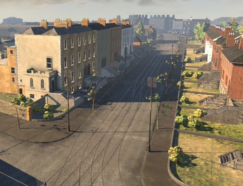 Historic Mount Street comes to Digital Life