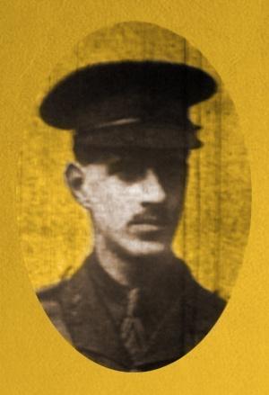 2nd Lieut Harold Charles Daffen